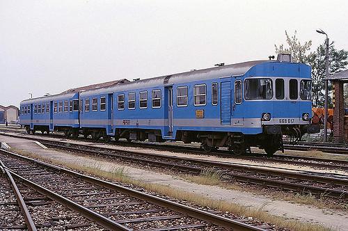 FSF ALn 668 017 + Ln 880 033 in Sermide