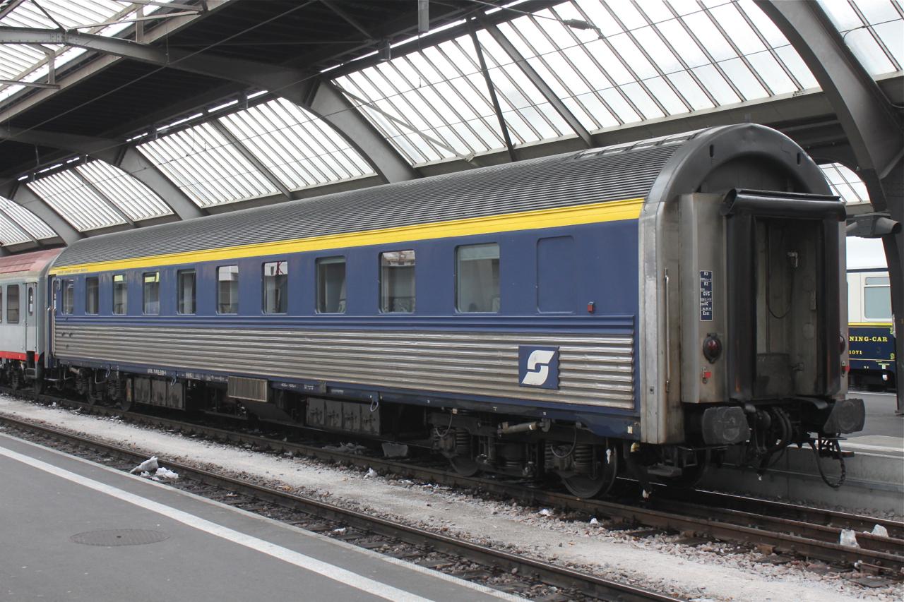 "EN 464 ""Zürichsee"" Graz Hbf."