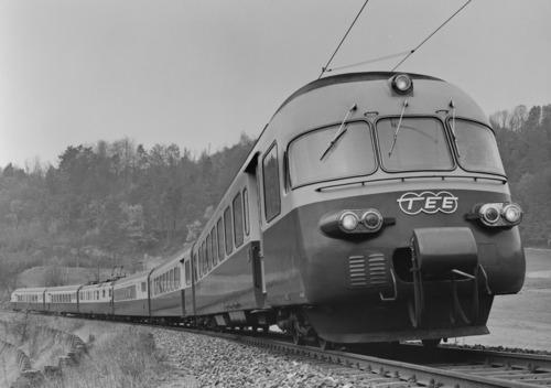 RAe TEE<sup>II</sup> 1051 - 1054 (Trans-Europe Express)