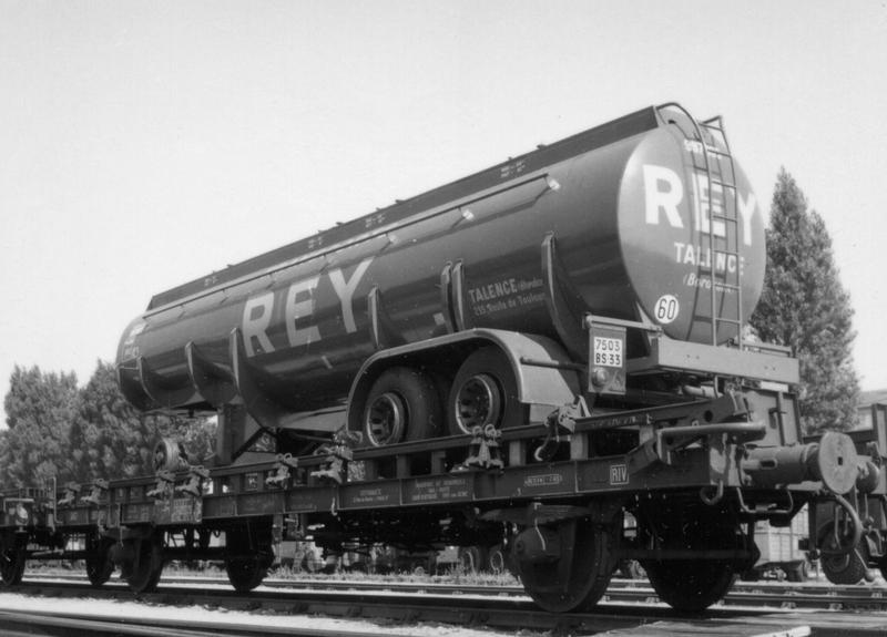 UFR freight wagon