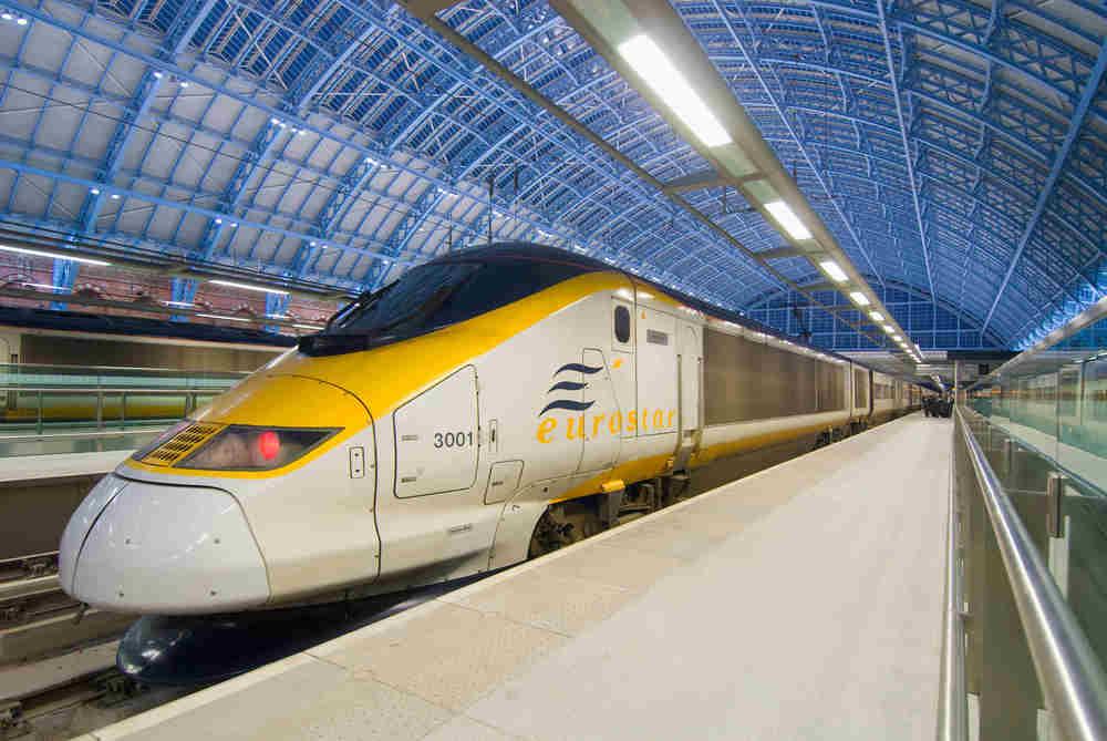 TGV TMST - Eurostar<sup></sup><sub></sub>