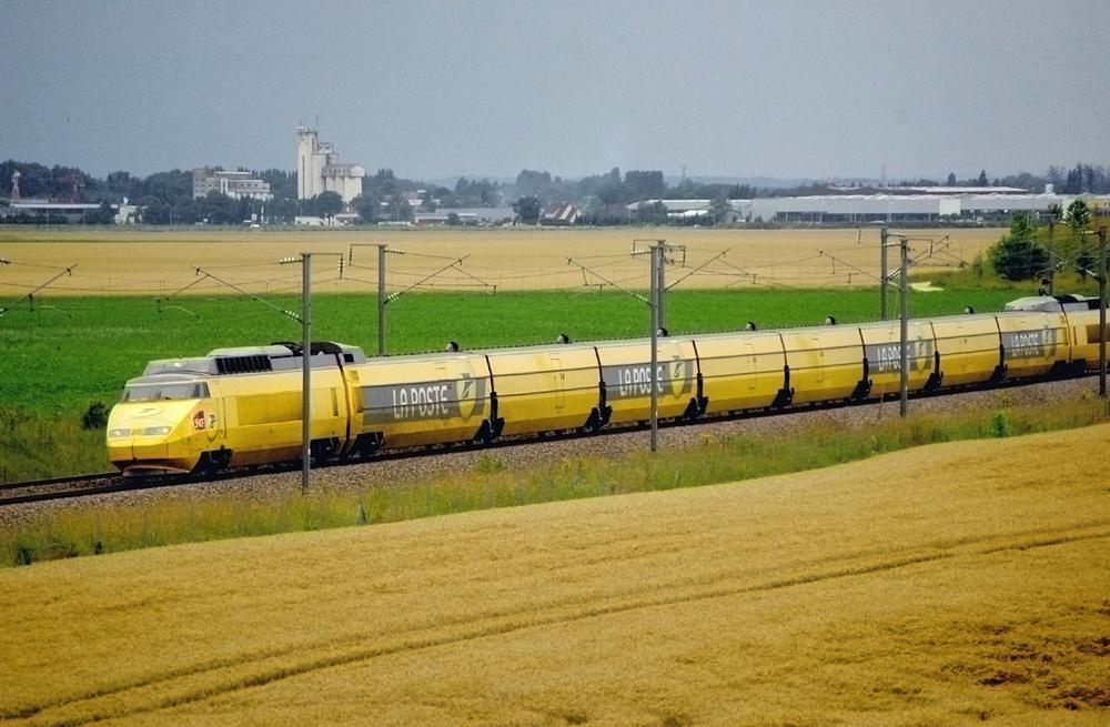 Postal TGV<sup></sup><sub></sub>