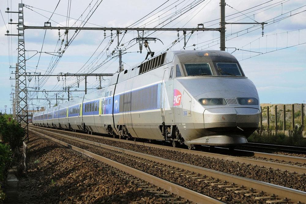 TGV Atlantique<sup></sup><sub></sub>