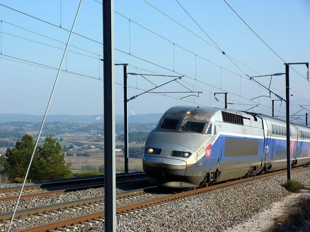 TGV Réseau Duplex<sup></sup><sub></sub>