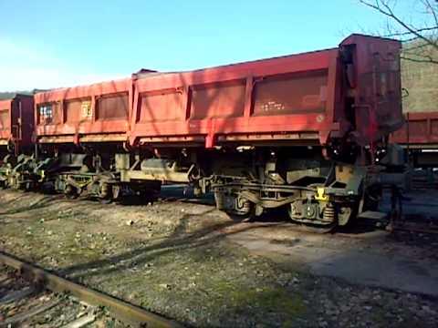Video: DB Schenker Rail Romania - Fans