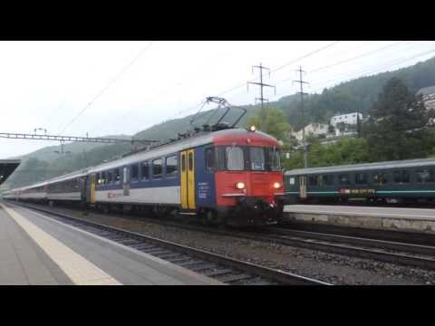 Video: RBe 540 053-6 with IR from Basel