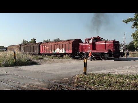 Video: Krupp V60 on Duty at Thessaloniki Rail Complex