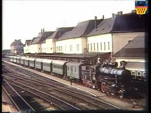 Video: Steam in Romania (1970s until 1995)