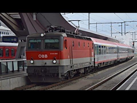Video: IC 518 (Graz Hbf - Innsbruck Hbf) at Graz Hbf