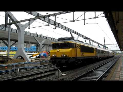 Video: NS 1740 & 1850 with ÖBB coaches