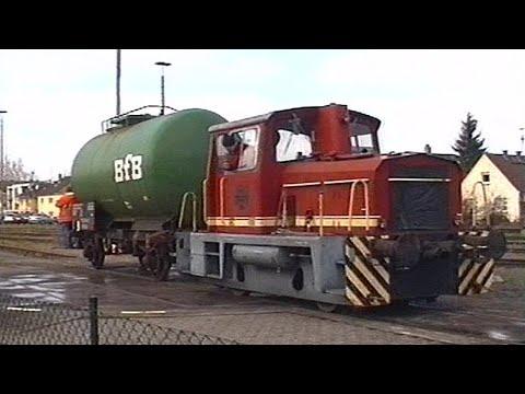 Video: Shunting in Neu Isenburg