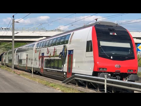 Video: SBB CFF FFS - IC2020