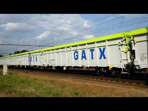 Video: GATX - Hopper car Tamns 80m³ with sliding roof