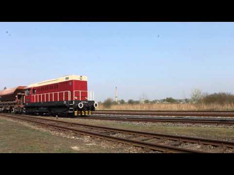 Video: BR 107 018-4 diesel locomotive