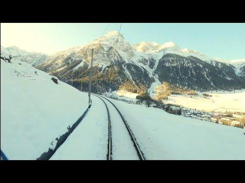 Video: Samedan - Bergün (01.2020)