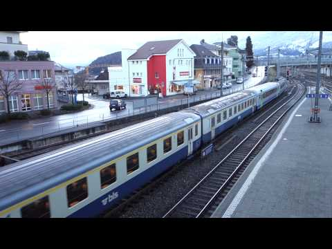 Video: BLS RBDe 560 with EW I coaches