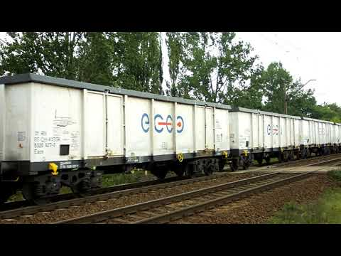 Video: AXBENET (AXBSK) / ECCO RAIL - Eaos freight wagons