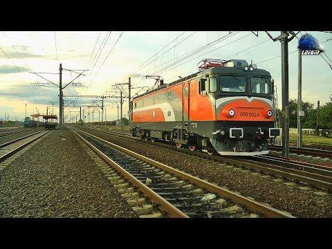 Video: MMV - 600 002-4 electric locomotive
